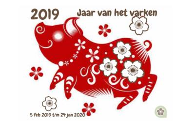 Chinese astrologie: het jaar van het varken