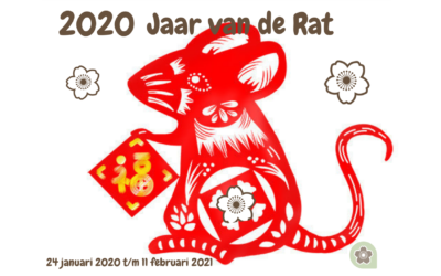 Chinese astrologie: het jaar van de rat