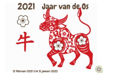 CHINESE ASTROLOGIE: HET JAAR VAN DE OS